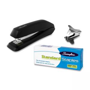 Swingline Standard Stapler Value Pack - 12 / Pack - Black