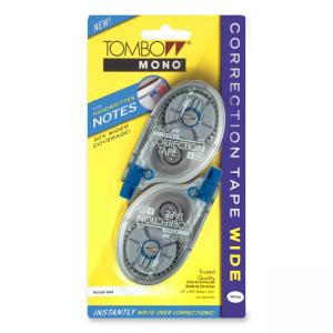 Tombow Mono Wide Width Correction Tape -  2 / Pack