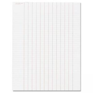 Tops Summary Column Data Pad - 50 Sheets