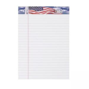 Tops American Pride Writing Tablet - 3 / Pack