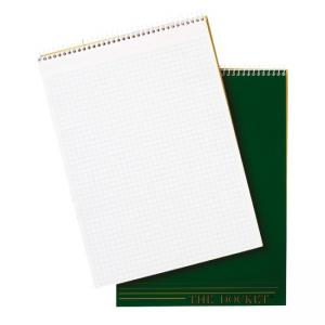 Tops Docket Top Wire Quadrille Pad