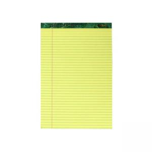 "Tops Prism Plus Colored Paper Pad - Legal 8.50"" x 14"""