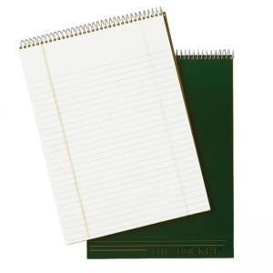 Tops Wirebound Legal Writing Pad