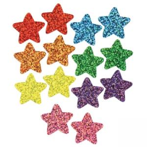 Trend Sparkle Variety Pack Star Sticker