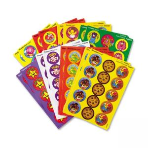 Trend Stinky Stickers Fun and Fancy Jumbo Pack Stickers
