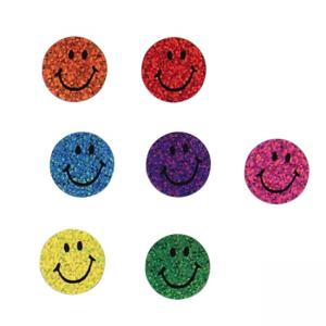 Trend Superspots Sparkle Smile Stickers