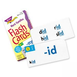 Trend  Skill Building Flash Cards - 1 Each