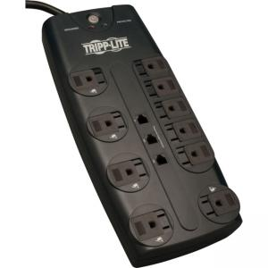 Tripp Lite Protect It 10-Outlets Surge Suppressor - 120 V AC