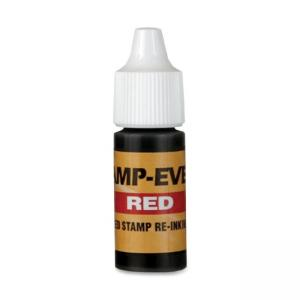 U.S. Stamp and Sign Stamp Ink Refill - Red