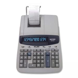 Victor 1570-6 Heavy-Duty 14-Digit Print Calculator - Financial