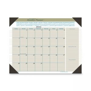 "Visual Organizer Executive Monthly Desk Pad - 22"" x 17"""