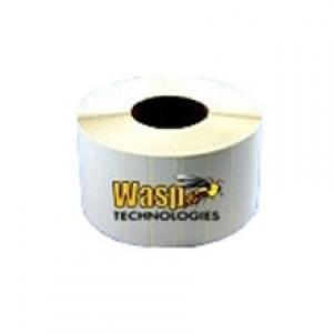 "Wasp W300 Quad Pack Label - 2"" x 1"" - 4 Pack"