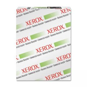 "Xerox Recycled Bond Paper - 5000 / Carton - White - Letter 8.50"" x 11"""