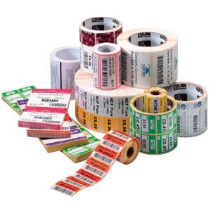 Zebra Direct Remove 2000 Paper Labels