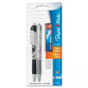 Rubbermaid Paper Mate Design Mechanical Pencil - HB Pencil Grade - 0.7 mm Lead Size