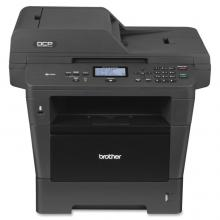 Brother DCP-8150DN Brother DCP-8150DN Laser Multifunction Printer - Monochrome - Plain Paper Print - Desktop