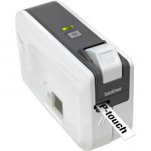 Brother P-Touch PT-1230PC Brother PT-1230PC Thermal Label Printer