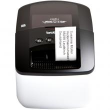 Brother QL-710W Brother QL-710W Direct Thermal Printer - Monochrome - Desktop - Label Print