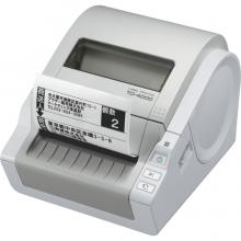 Brother TD-4000 Brother TD-4000 Direct Thermal Printer - Label Print - Monochrome
