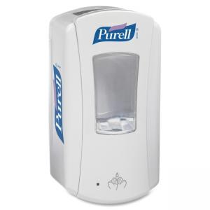 Gojo Purell LTX-12 White High-capacity Dispenser - Automatic - 0.41 fl oz - White