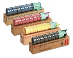 Ricoh C411dn Ricoh C411dn - Toner Cartridges (Black, Cyan, Magenta, Yellow)