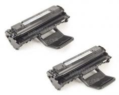 Samsung ML-2010 ML-2010 (ML2010) 2Pack of Toner Cartridges - 3,000 Pages Ea.