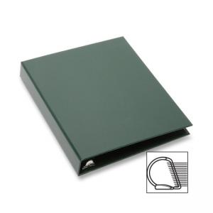 "SKILCRAFT 7510-01-579-9322 Recyclable D-Ring Binder - Letter - 8.5"" x 11\"" - 3\"" Capacity - 1 Each - Dark Green"