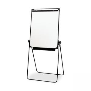 "Skilcraft Dry Erase Display and Training Easel - 29"" x 38\"" - White"