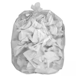 "Special Buy High-density Resin Trash Bags - 46"" x 40\"" - 0.63 mil (16 µm) Thickness - High Density - Resin - 250/Carton -"