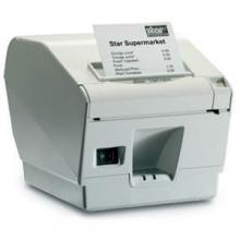 Star Micronics TSP743 Star Micronics TSP743IIC GRY Direct Thermal Printer - Label Print - Monochrome