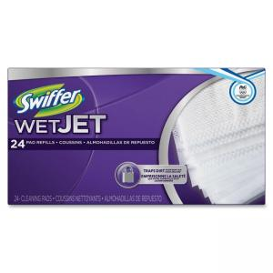 Swiffer WetJet Cleaning Pads - Pad - Green