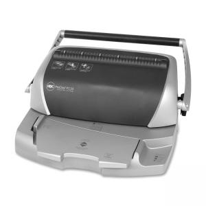 Swingline Proclick Guide Right Manual Punch System - Manual - ProClick, CombBind - 110 Sheet(s) Bind - 15 Punch - Letter - 10""