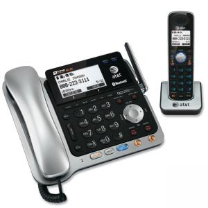 AT&T TL86109 Cordless Phone with Answering Machine