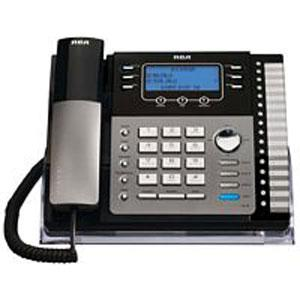 Thomson 25423RE1 4-line Expandable Phone System 4x Phone Line(s) - 1x Headset - LCD - Caller ID