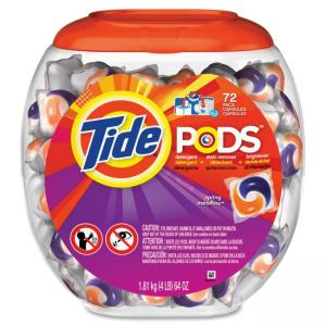 Tide Detergent Pods - Spring Meadow Scent