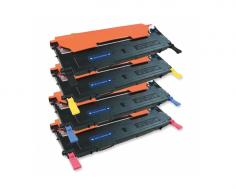 Samsung CLP-315 Toner Cartridge Set - Samsung CLP-315 / CLP-315W Laser Printer