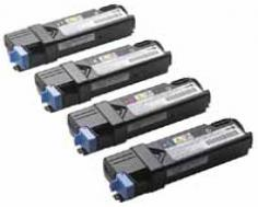 Dell 2135cn Toner Cartridge Set - Dell 2135cn Laser Printer