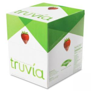 Truvia Kosher Certified Sweetener Packets - Packet - Natural Sweetener - 140/Box