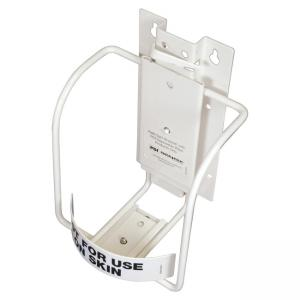 Unimed-Midwest Mounting Bracket - White