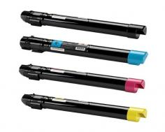 Xerox Phaser 7500 Xerox Phaser 7500 - Toner Cartridges (Black, Cyan, Magenta, Yellow)